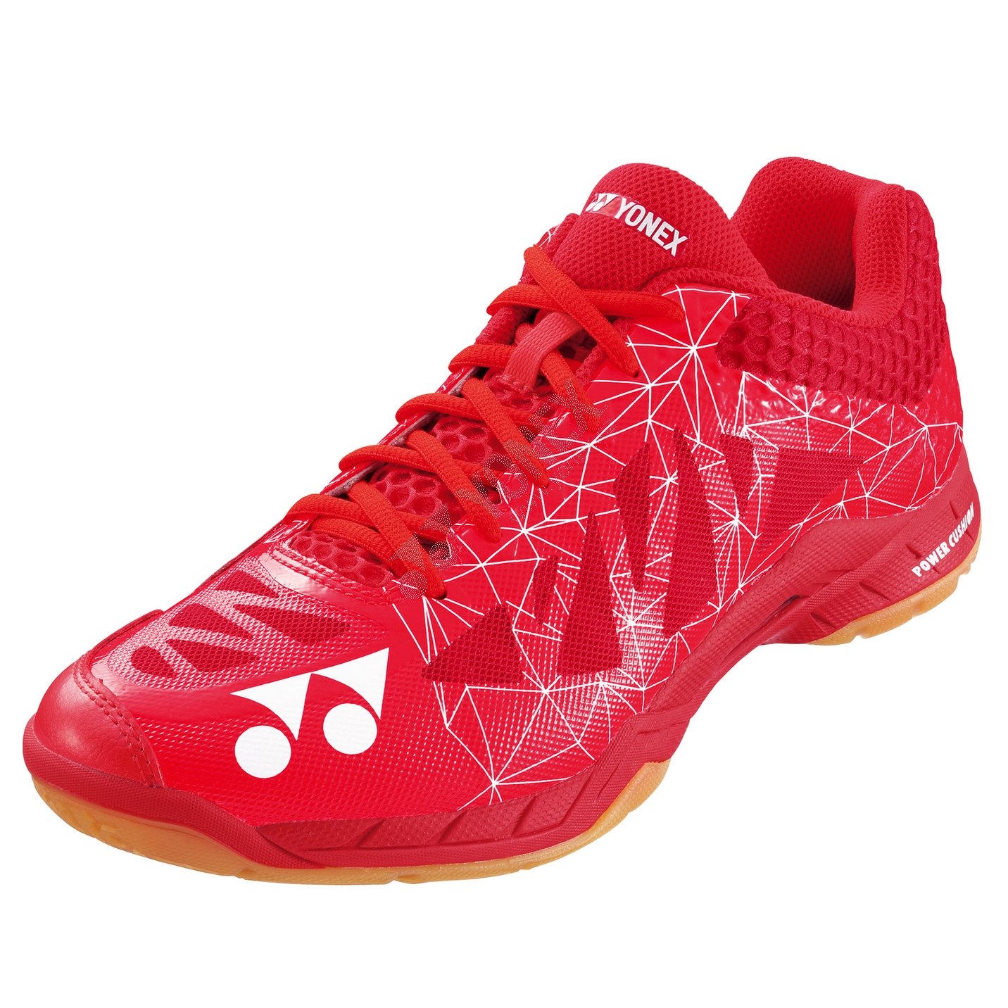 7ebf4095529 Yonex Power Cushion Aerus 2 MX Red