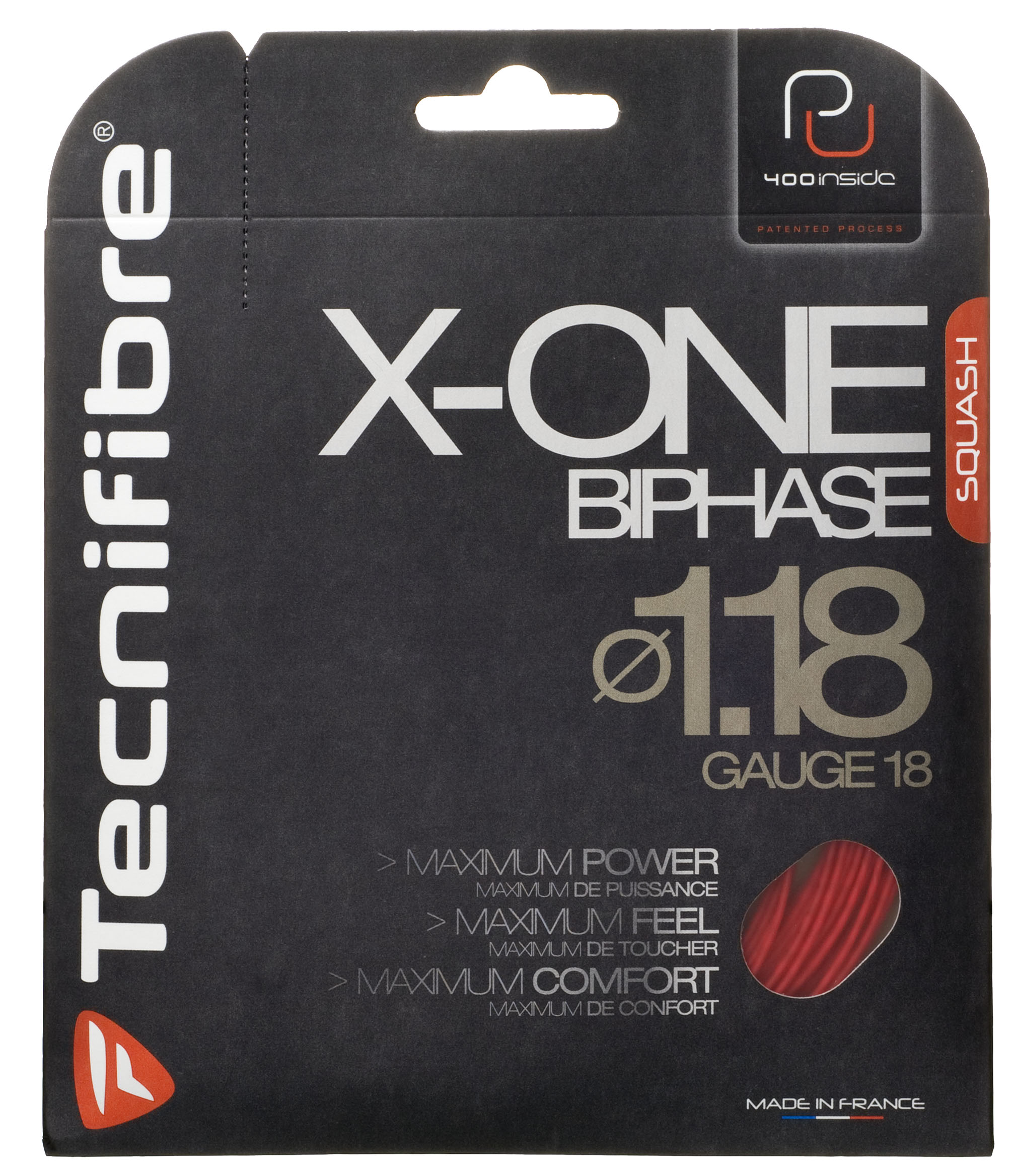 Tecnifbre X-ONE 1,18mm odmotáno 9m