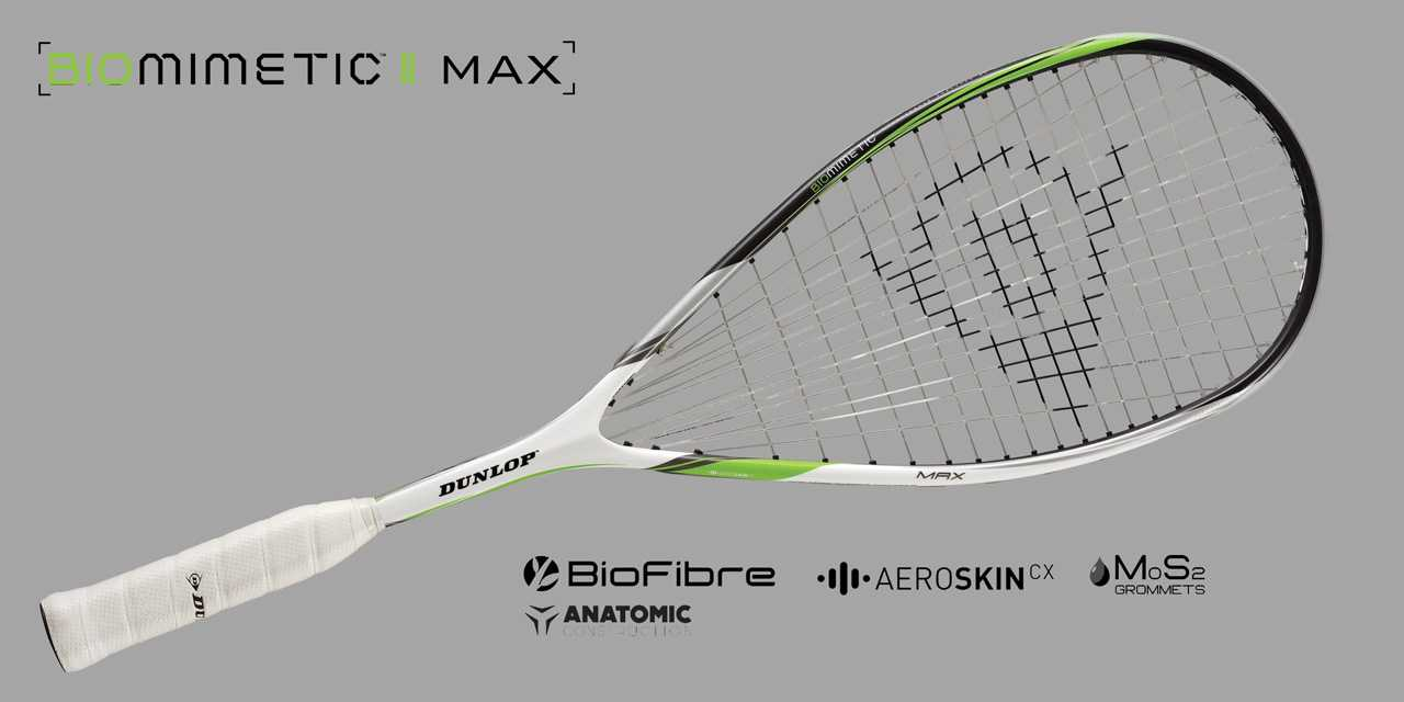 Dunlop Biomimetic II Max