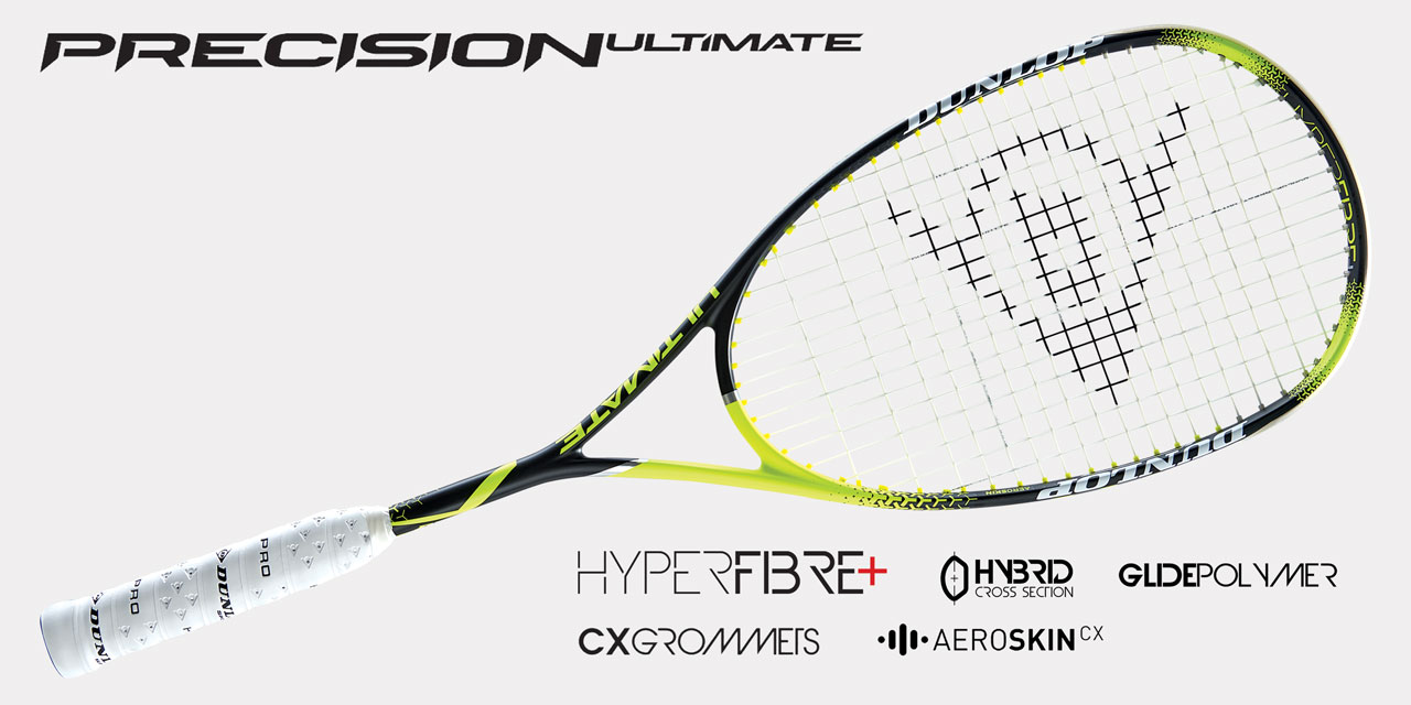 Dunlop Precision Ultimate 2018